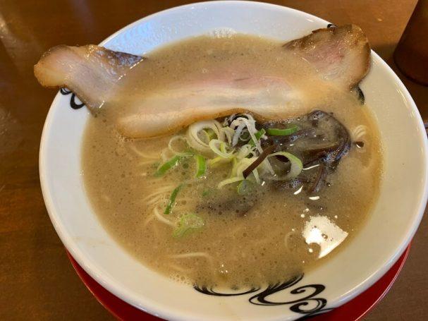 麺屋 八感【筑後市】あっさりから超濃厚まで、サービスメニューも豊富なラーメン屋さんに行ってきた