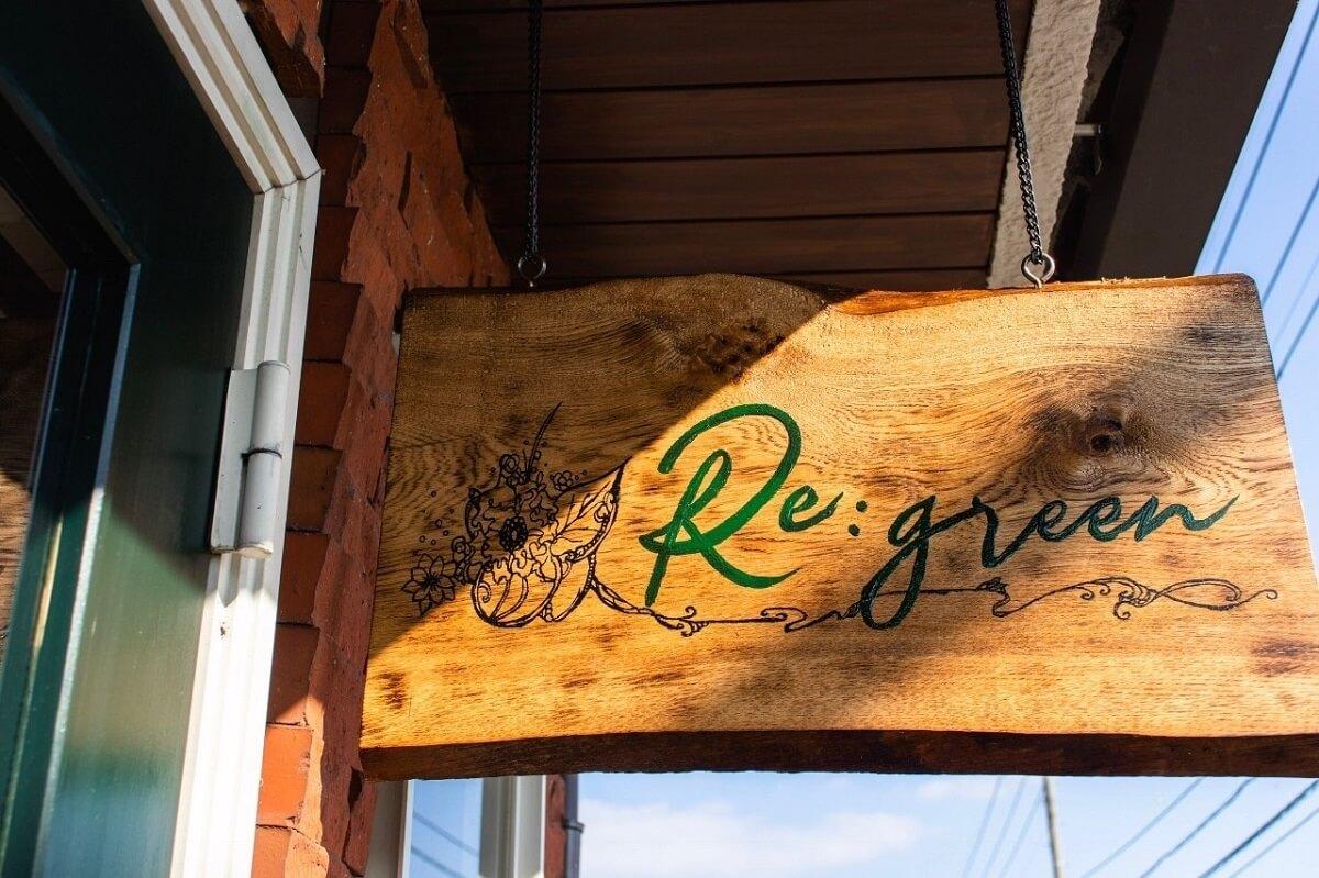 Re:green(リ・グリーン)【八女市】本格スイーツも味わえるテイクアウトカフェ