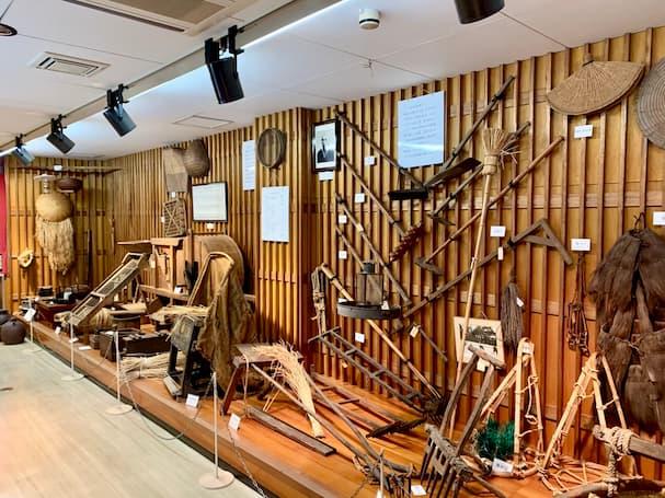 筑後市郷土資料館【筑後市】郷土の文化遺産を無料展示
