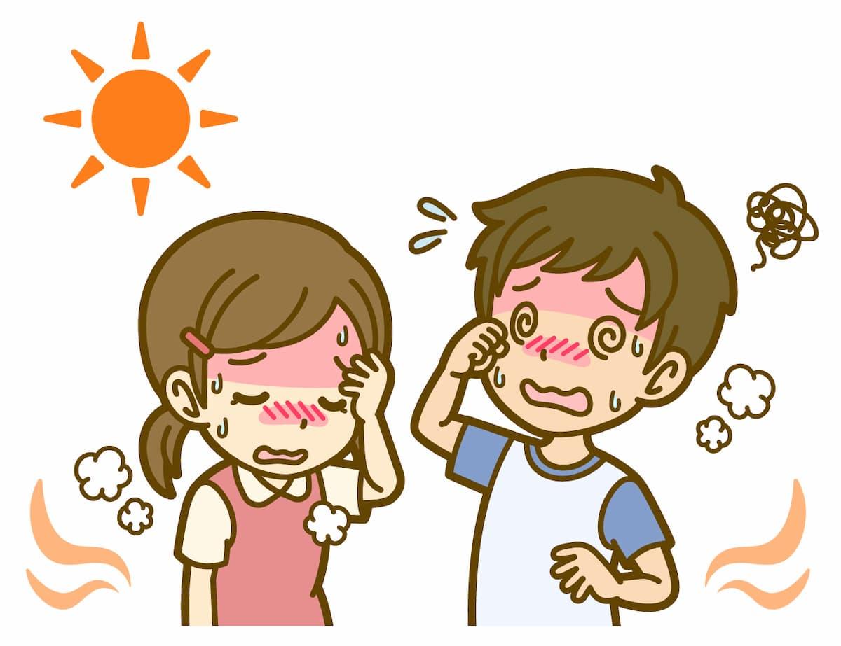 久留米市で33.8度を観測 2日連続で全国一番の暑さに