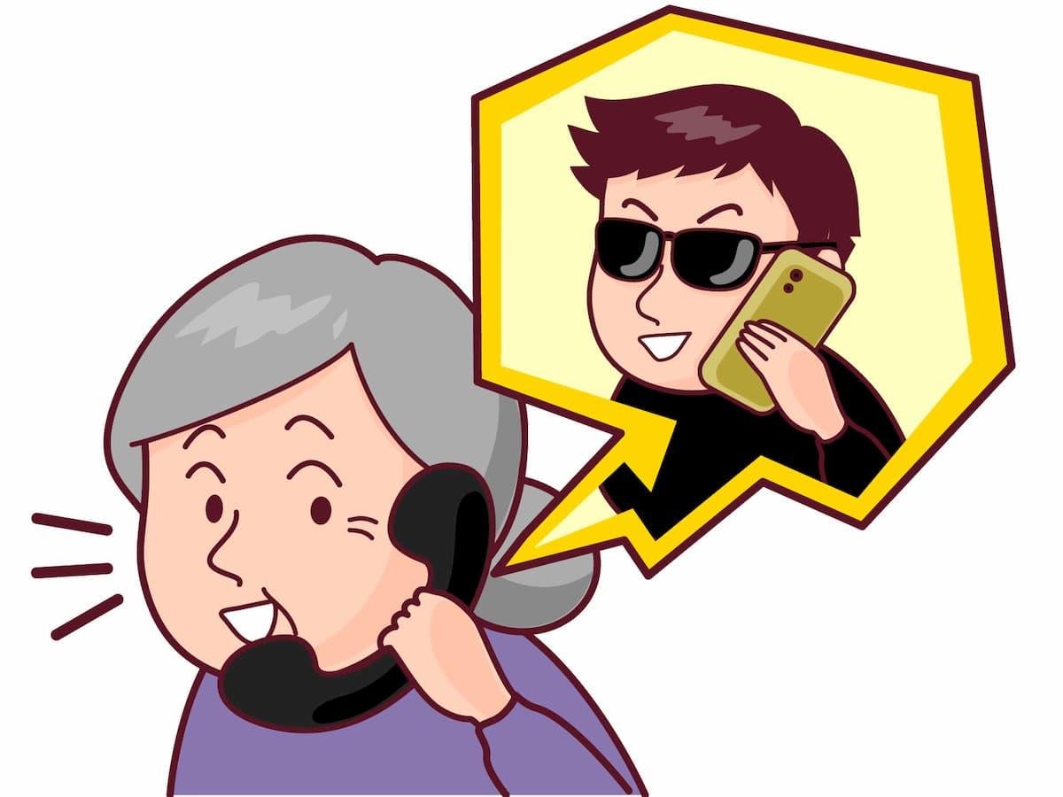 柳川警察署管内で不審電話の発生 警察官を名乗り通帳情報を聞き出す手口