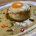 cafe MITOTE(ミトーテ) お洒落な古民家カフェで食べる絶品グリーンカレー【八女市】