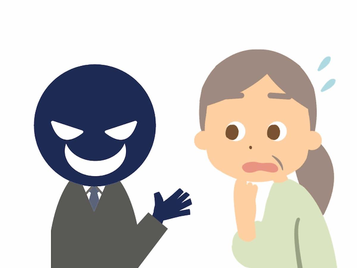 大川市で訪問詐欺か 福祉事務所の職員を騙る者が高齢者宅を訪問