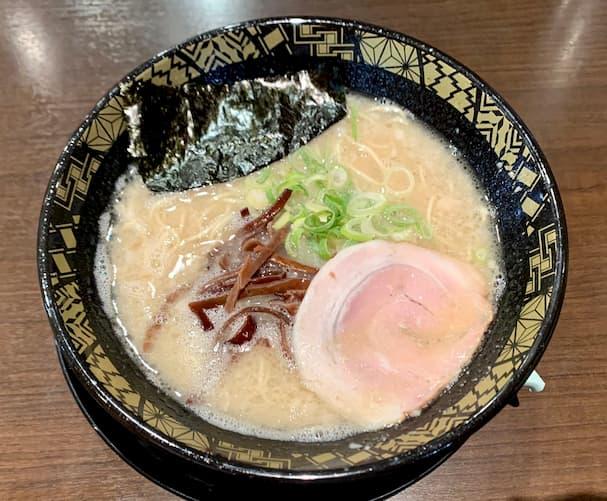 らーめん屋天照 ゆめタウン八女店 こだわりの自家製麺・海苔が味わえる