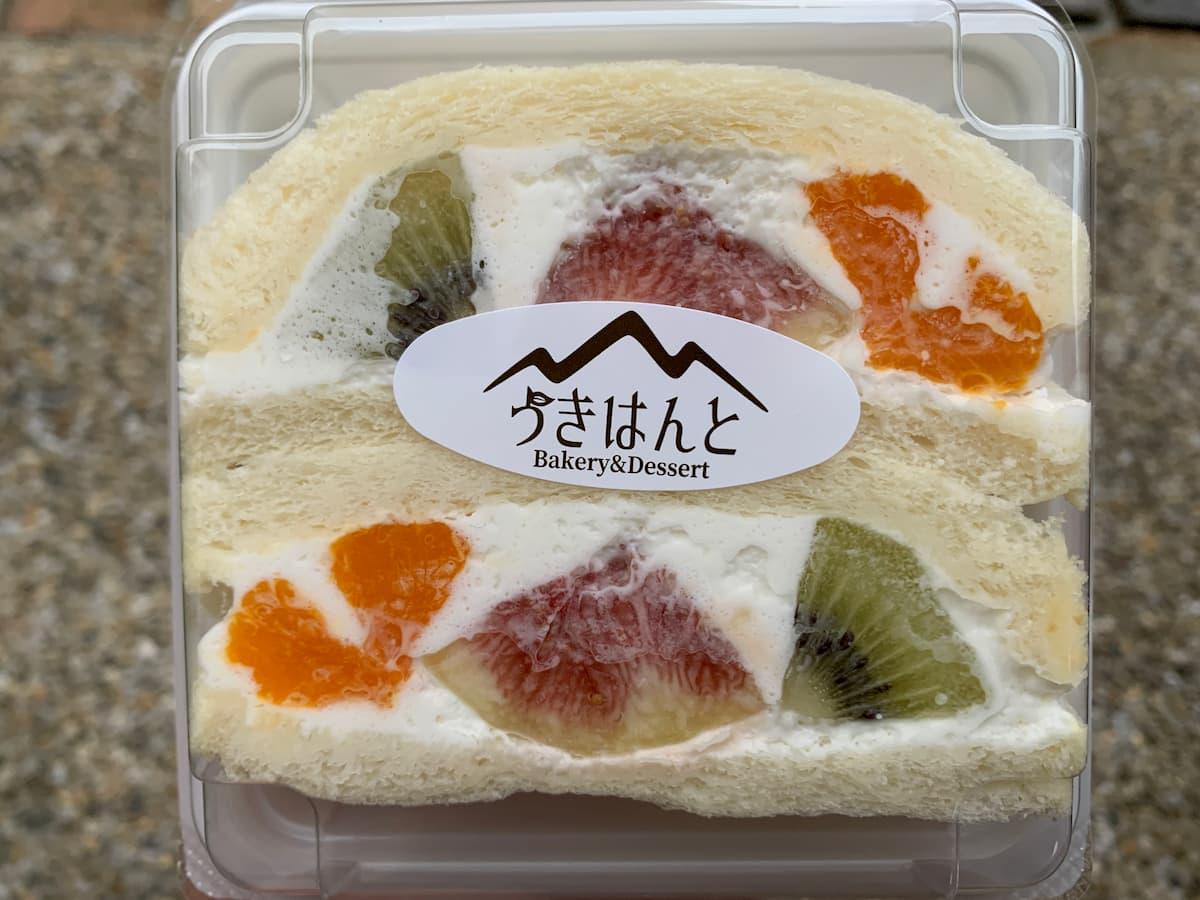 """うきはんと【うきは市】""""旬の果実""""を贅沢に使ったフルーツサンドはほっぺが落ちそう"""