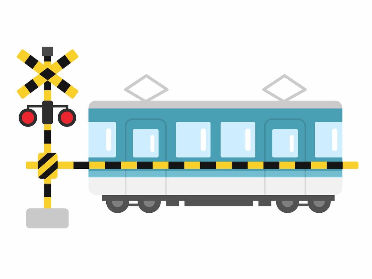 【JR鹿児島本線】天拝山駅付近で踏切事故 博多~鳥栖間の上下線で運転見合わせ