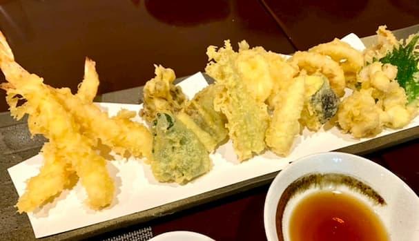 創作料理 富む(とむ)【筑後市】揚げたての天ぷらに舌鼓!新鮮な刺身も魅力