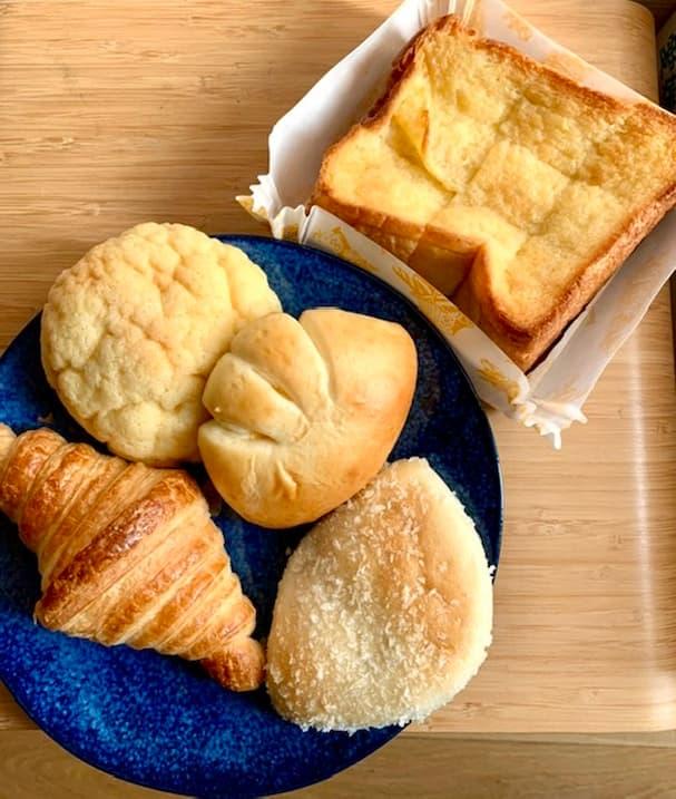 bekery ramon(ベーカリー ラモン)厚切り蜂蜜フレンチが美味しいパン屋さん【大木町】