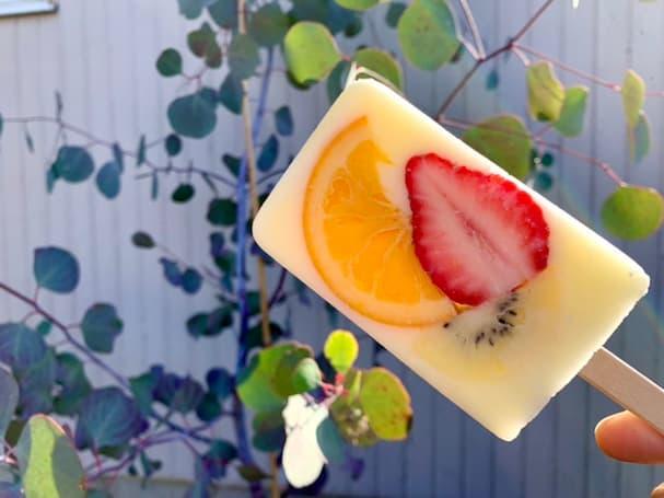 """cinq boucle(サンク ブークレ)季節の果物を使った""""映えるアイス""""が人気!【久留米市】"""
