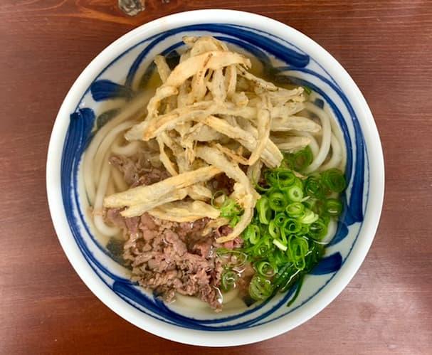 「良々(よしよし)うどん」久留米市山本町で味わう本格手打ちうどん