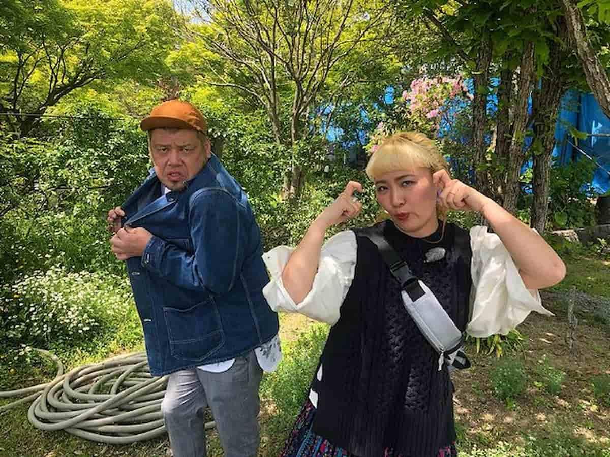 【今夜放送】丸山桂里奈&野生爆弾くっきー!が筑後地区に!?「ちょっと福岡行ってきました」